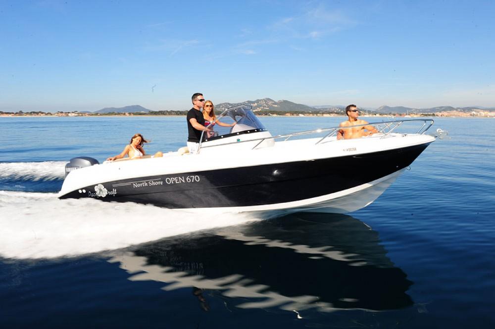Noleggio barche Sant Antoni de Portmany economico Pacific Craft 670 Open