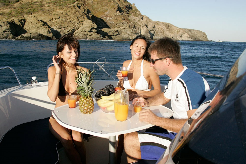 Noleggio Barca a motore con o senza skipper Pacific Craft Sant Antoni de Portmany
