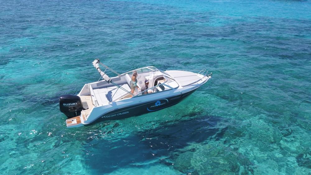 Noleggio Barca a motore con o senza skipper Pacific Craft Eivissa