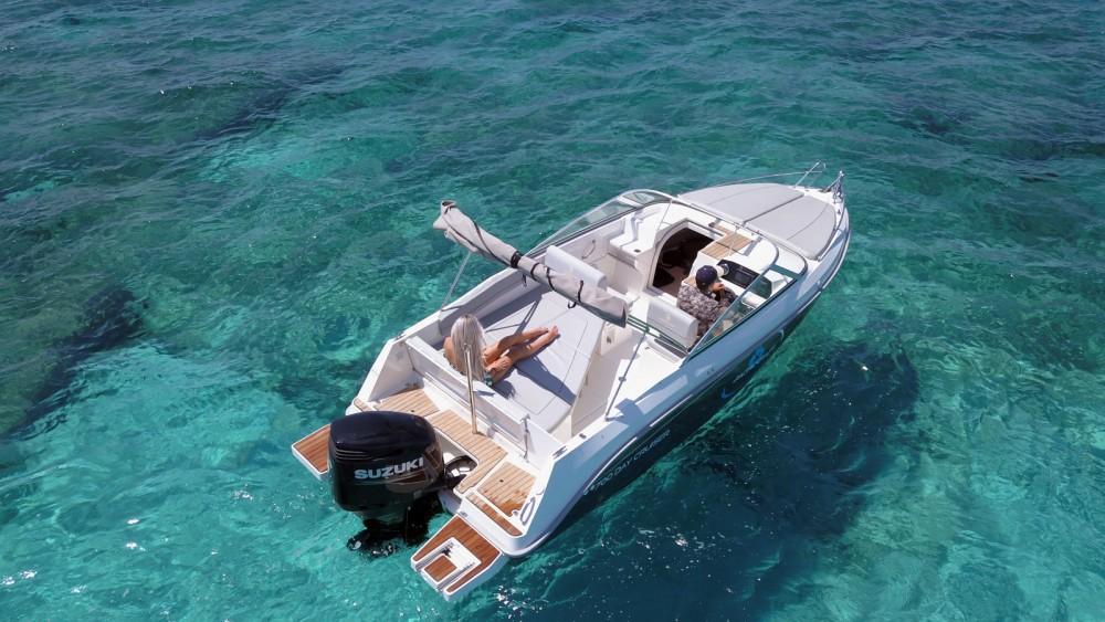 Noleggio barche Pacific Craft Pacific Craft 700 DC Eivissa su Samboat