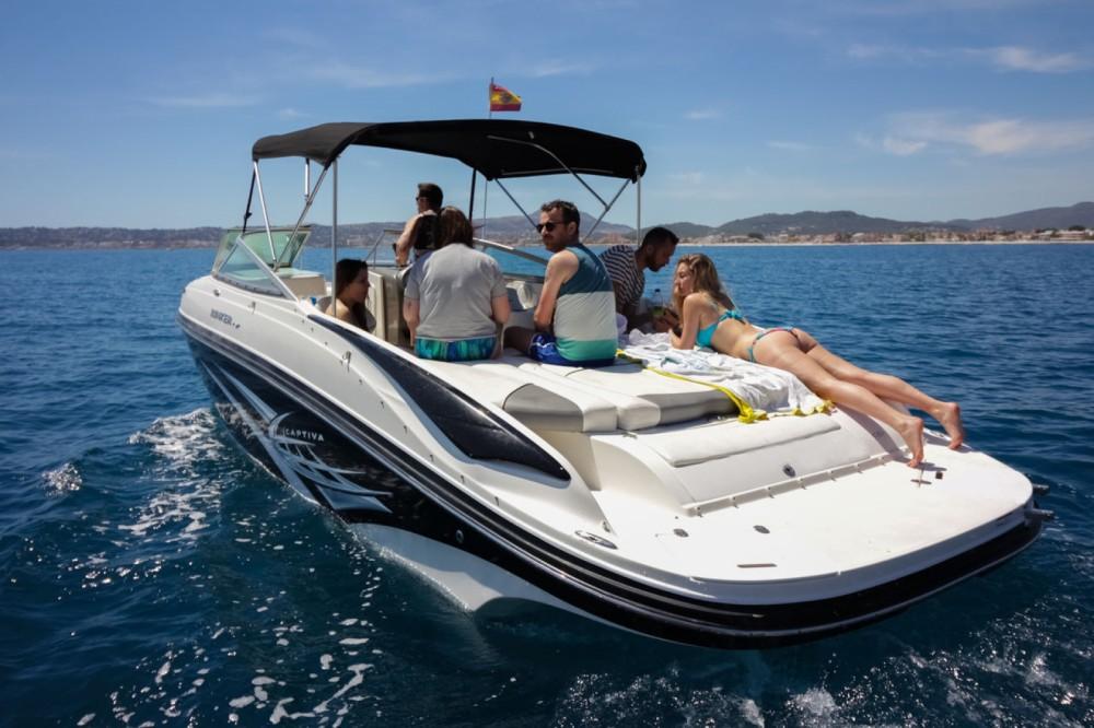 Noleggio yacht Sant Antoni de Portmany - Rinker 246 CB su SamBoat