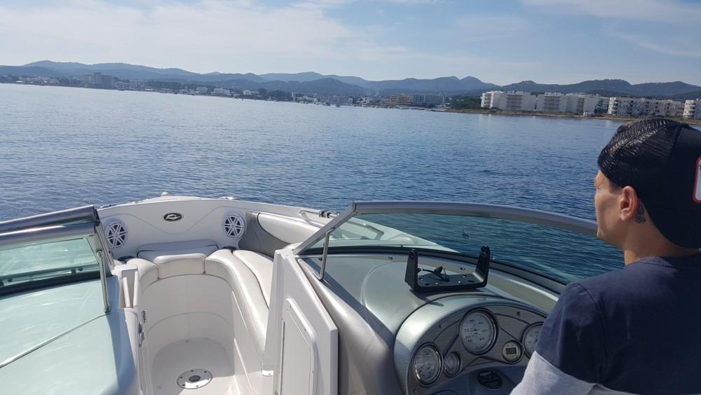 noleggio Barca a motore Sant Antoni de Portmany - Rinker 246 CB