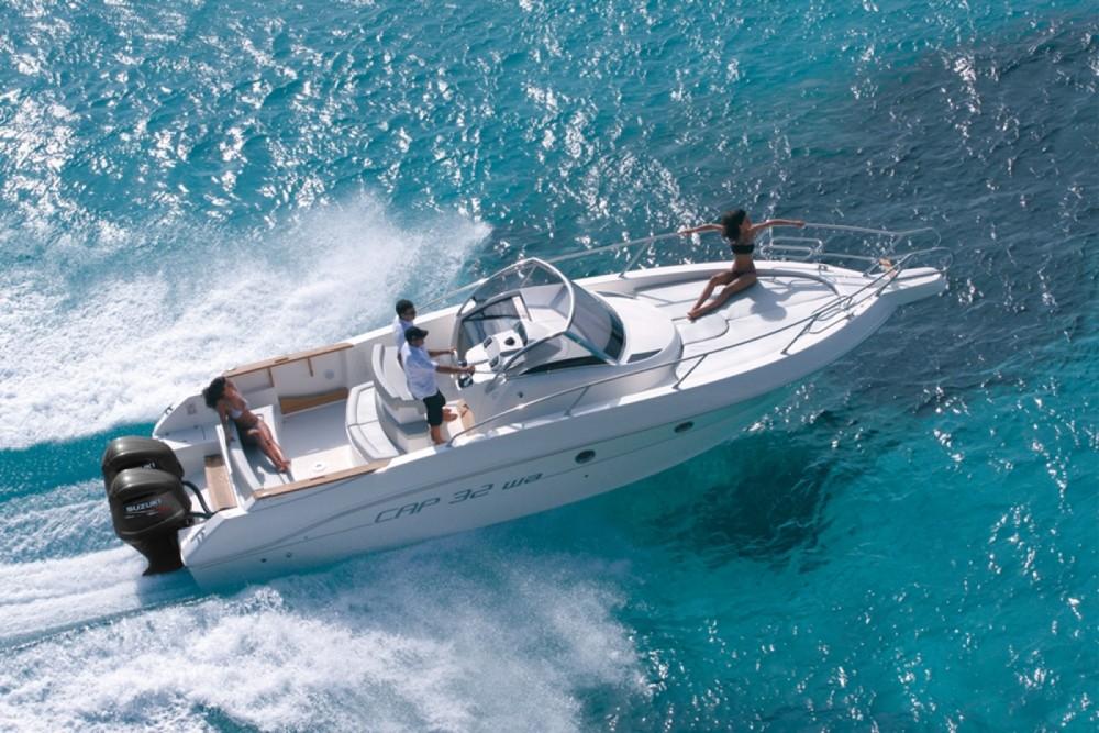 Noleggio yacht Eivissa - Capelli Cap 32 WA su SamBoat