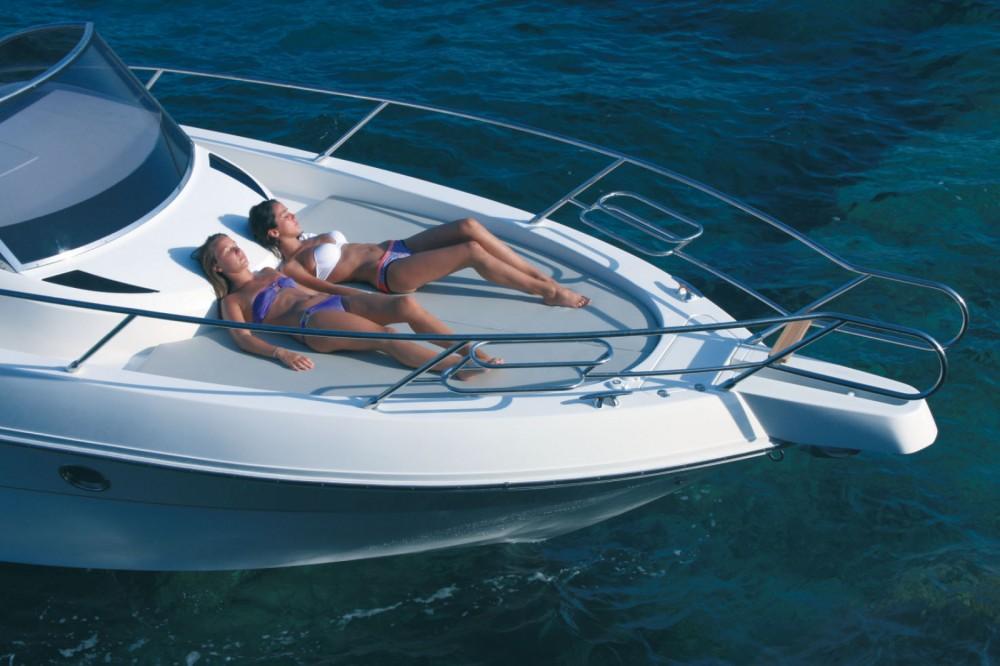 Noleggio barche Capelli Cap 32 WA Eivissa su Samboat