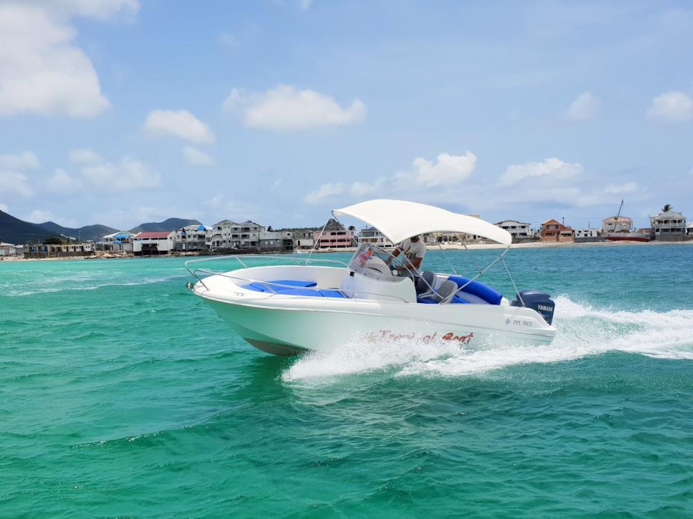 noleggio Barca a motore Marigot - Jeanneau Cap Camarat 650
