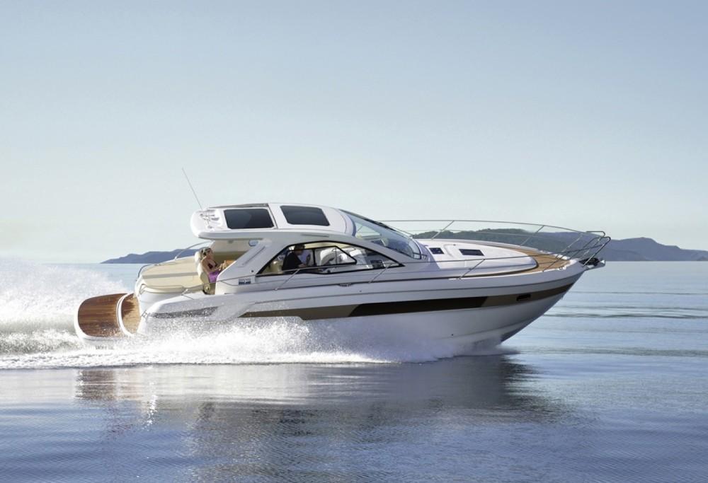 Barca a motore a noleggio Eivissa al miglior prezzo
