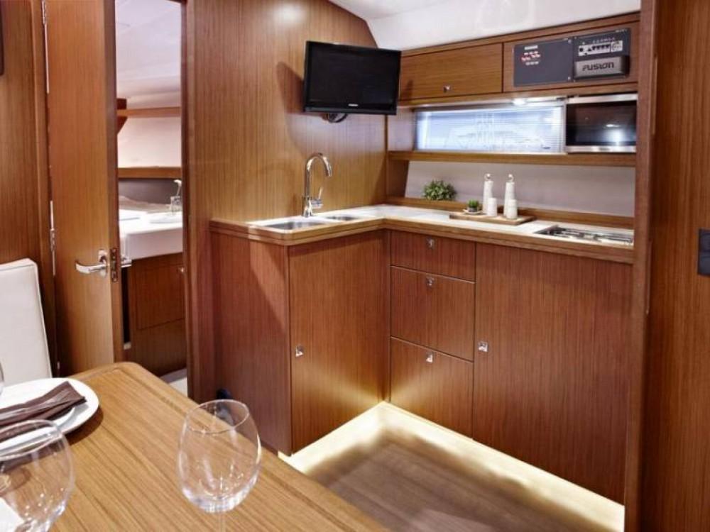 Noleggio barche Eivissa economico Bavaria 39 HT