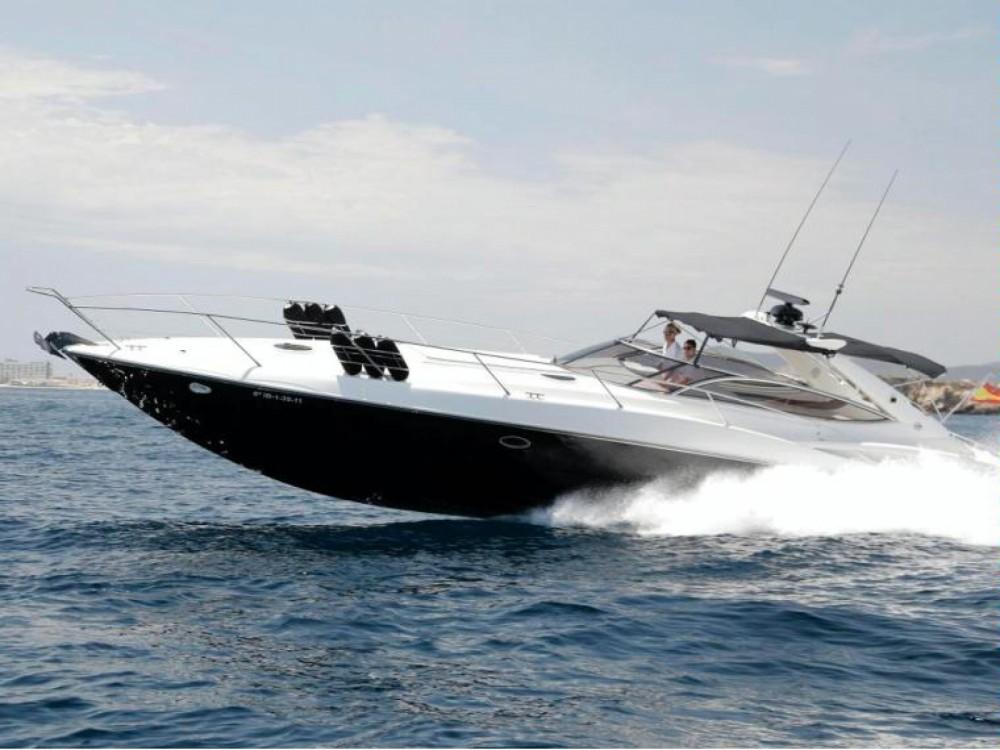Noleggio barche Sunseeker Superhawk 50 Eivissa su Samboat