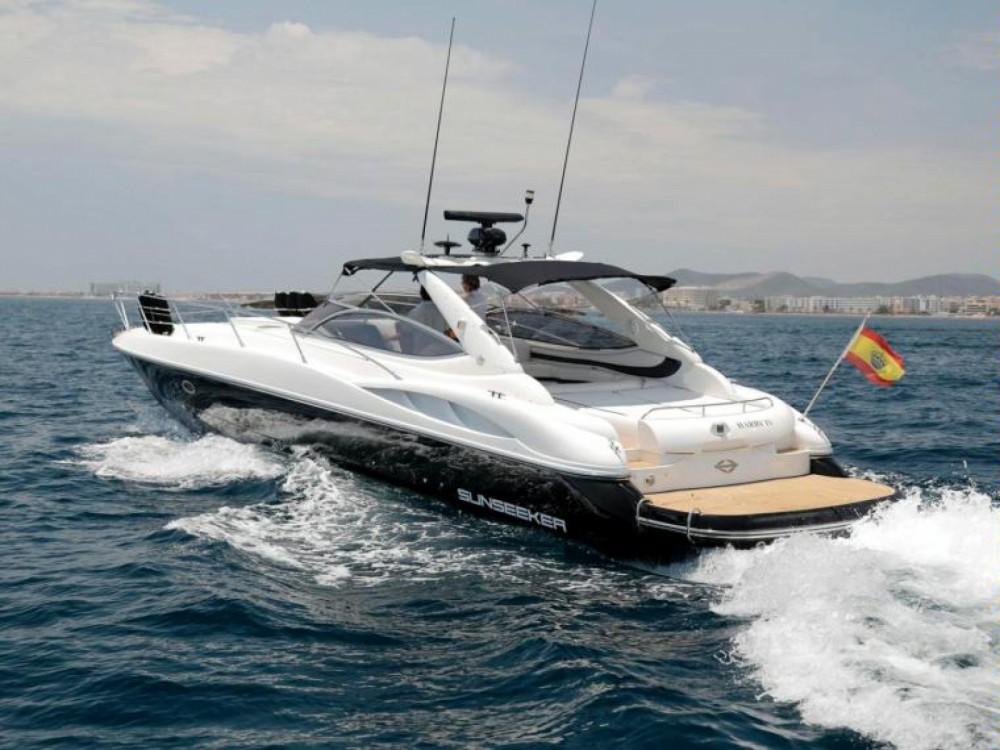 noleggio Barca a motore Eivissa - Sunseeker Superhawk 50