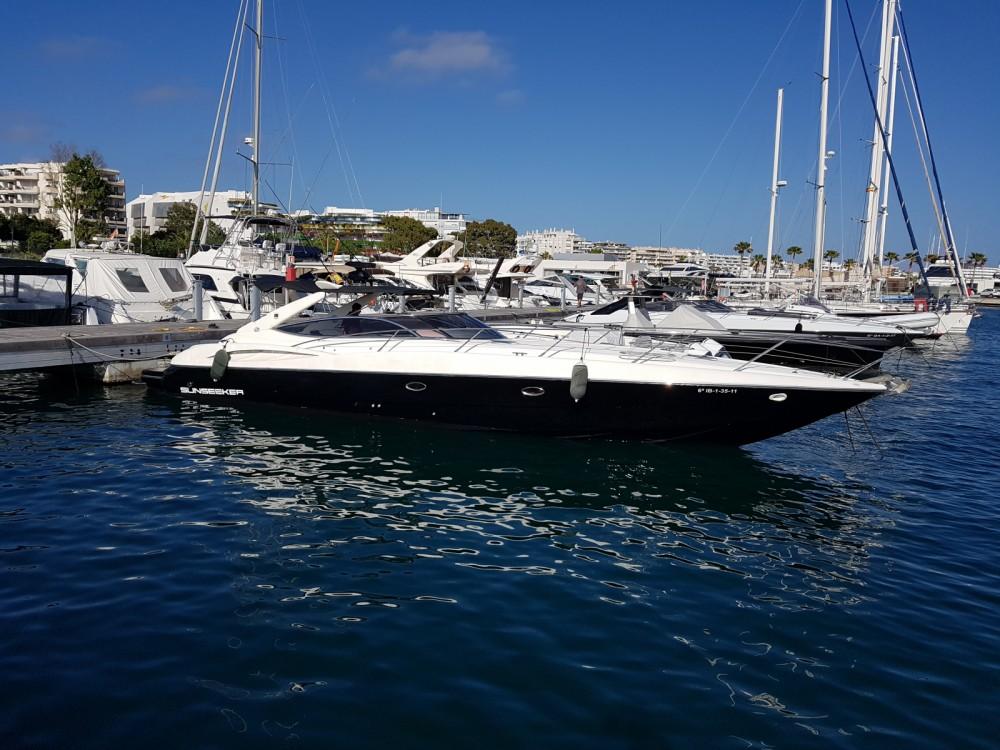 Noleggio yacht Eivissa - Sunseeker Superhawk 50 su SamBoat