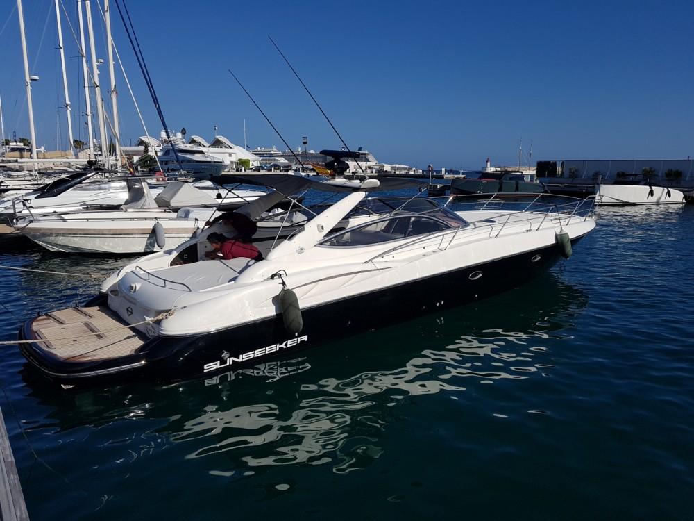 Noleggio barche Eivissa economico Superhawk 50