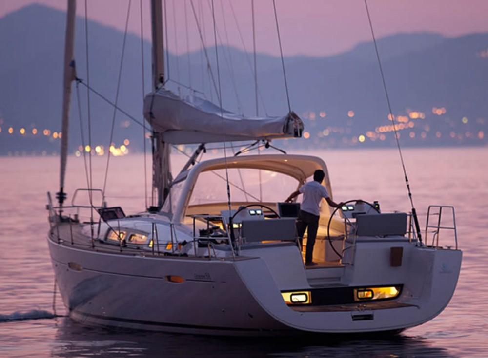 Noleggio barche Furnari economico Oceanis 58