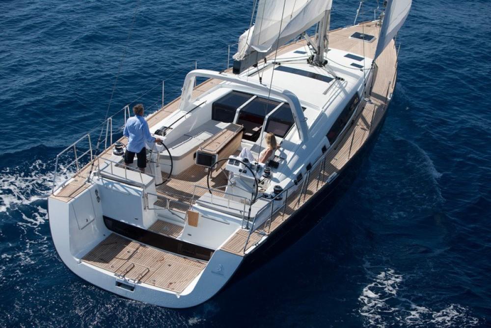 noleggio Barca a vela Furnari - Bénéteau Oceanis 58