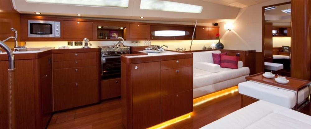 Noleggio Barca a vela con o senza skipper Bénéteau Furnari
