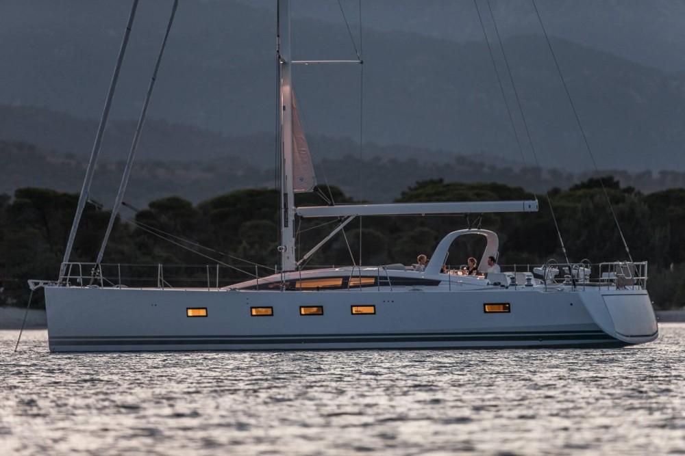noleggio Barca a vela Αποκεντρωμένη Διοίκηση Αττικής - Jeanneau 2019