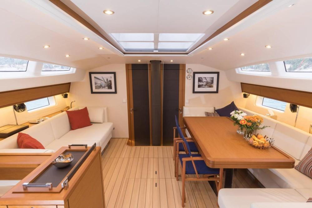 Noleggio barche Jeanneau 2019 Αποκεντρωμένη Διοίκηση Αττικής su Samboat