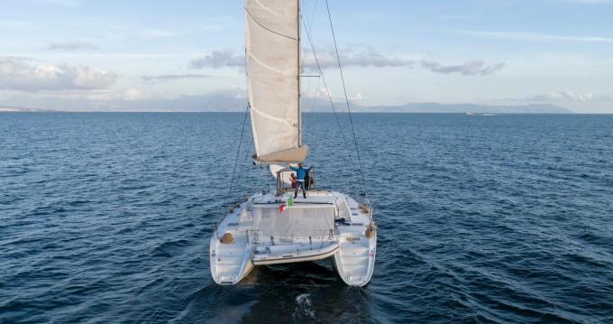 Noleggio barche Napoli economico Lagoon 44