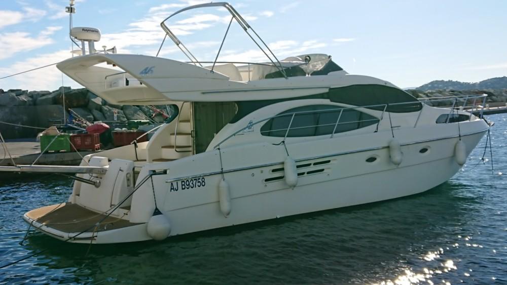 Noleggio yacht Cap-d'Ail - Azimut Azimut 46 Fly su SamBoat