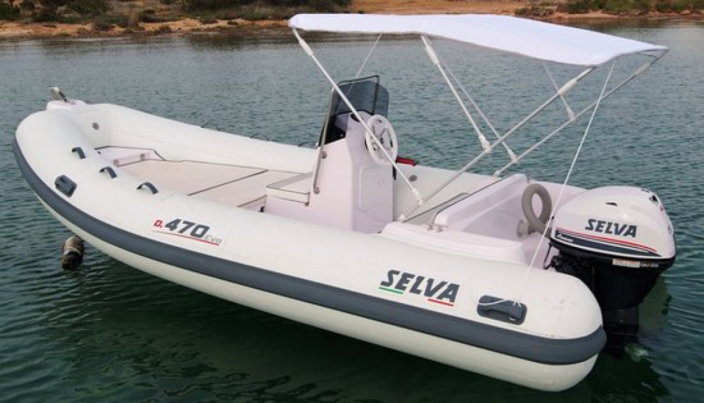 Noleggio yacht La Savina - Selva Selva D470 su SamBoat