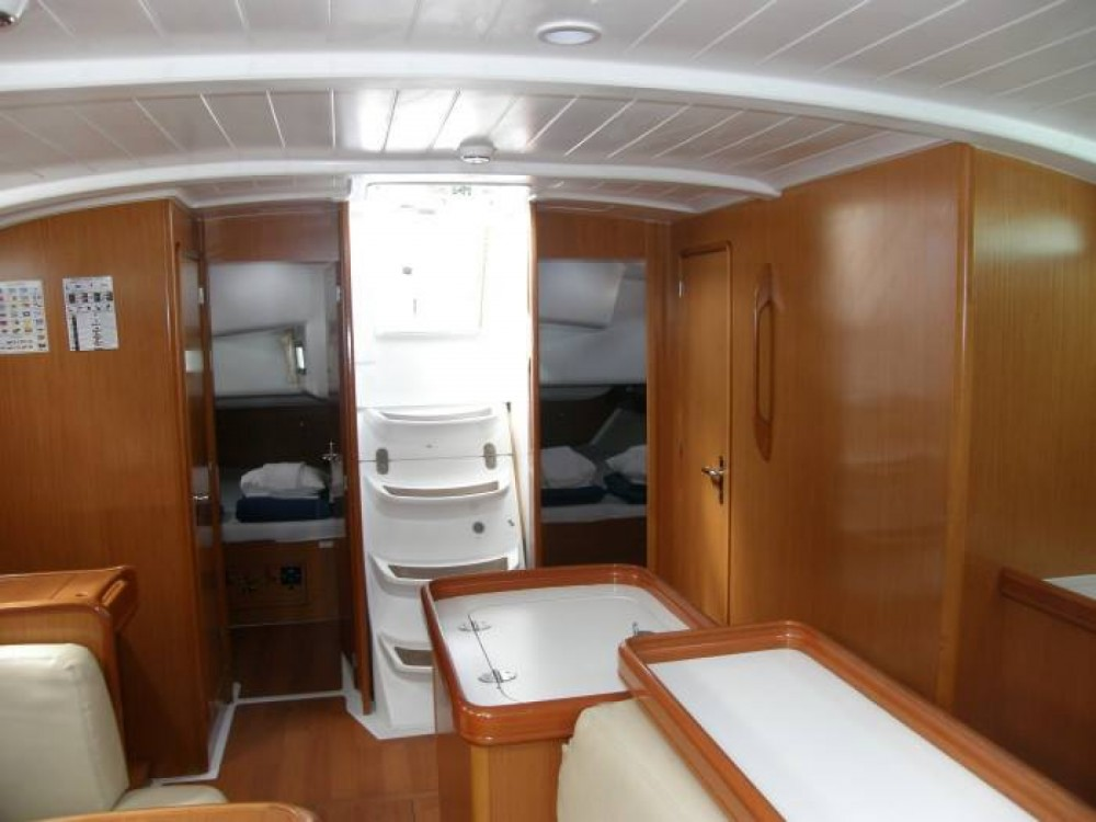 Noleggio barche Bénéteau Cyclades 50.5 Νικήτη su Samboat