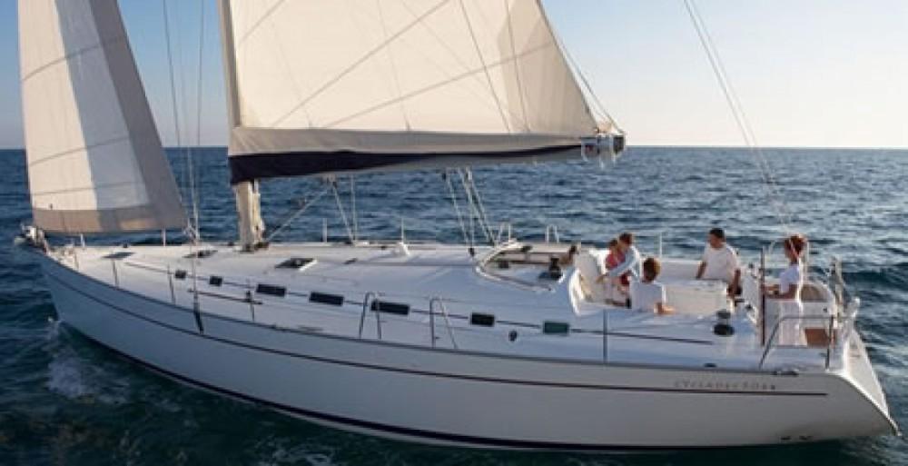 Noleggio yacht Νικήτη - Bénéteau Cyclades 50.5 su SamBoat