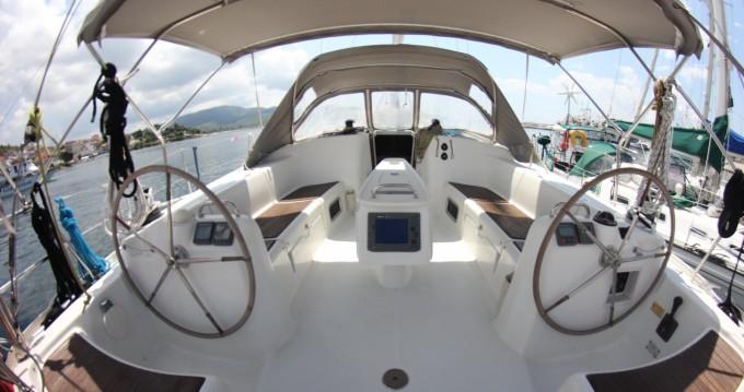 Noleggio Barca a vela a Níkiti – Bénéteau Cyclades 50.5