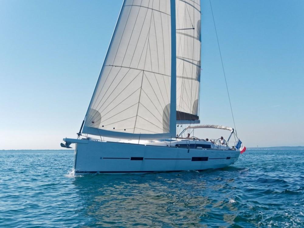 noleggio Barca a vela Cogolin - Dufour Dufour 512 Grand Large