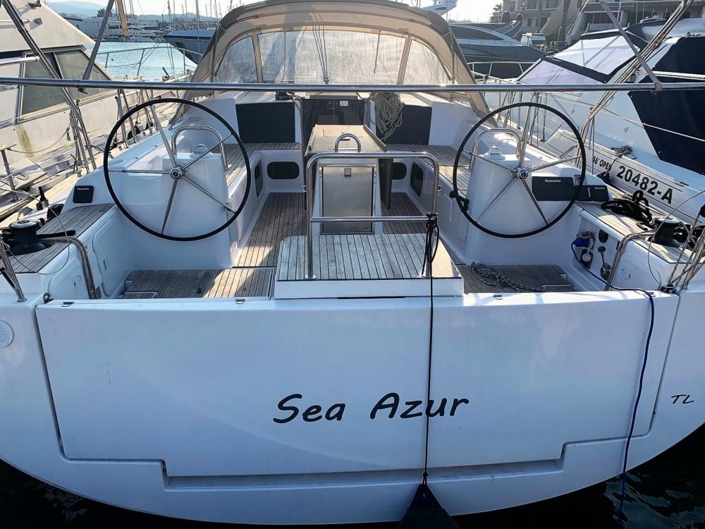 Noleggio barche Cogolin economico Dufour 512 Grand Large