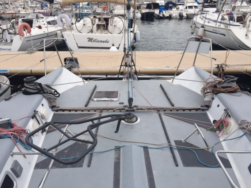 Noleggio barche Jeanneau JTA 40 Marsiglia su Samboat