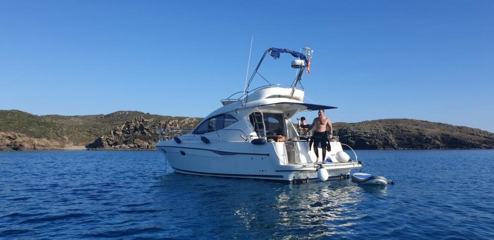 Yacht a noleggio Maó al miglior prezzo
