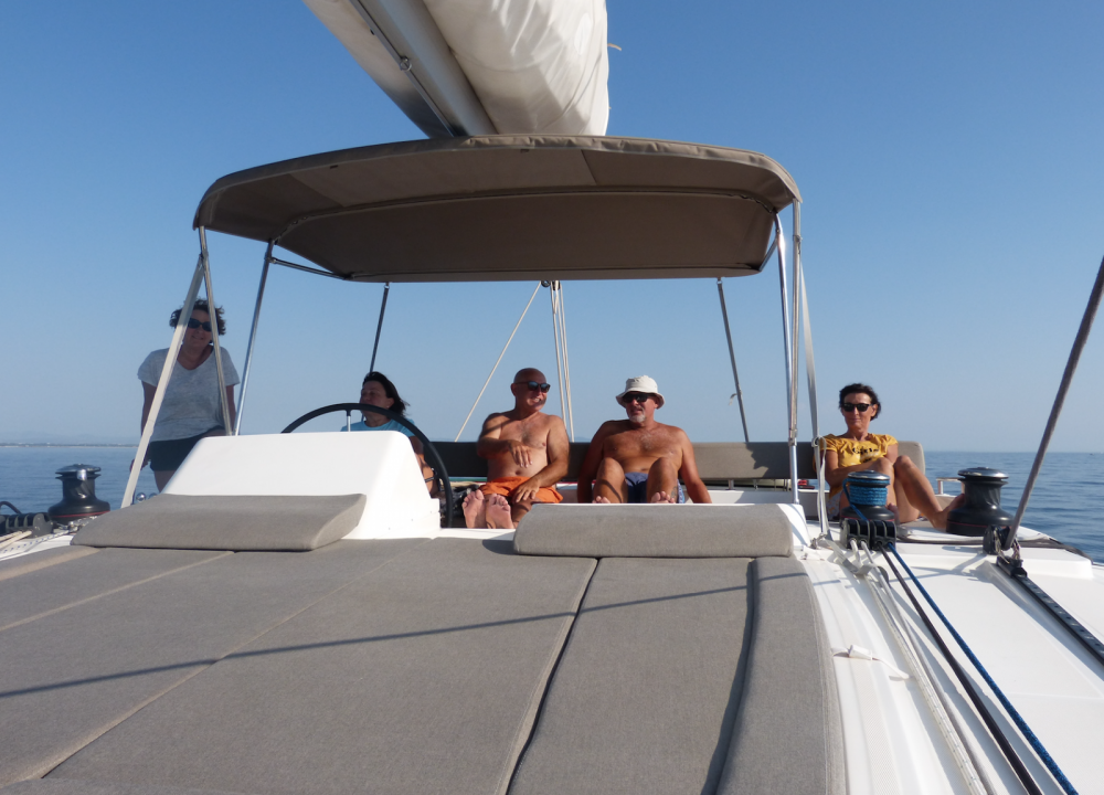 Noleggio Catamarano con o senza skipper Lagoon Hyères