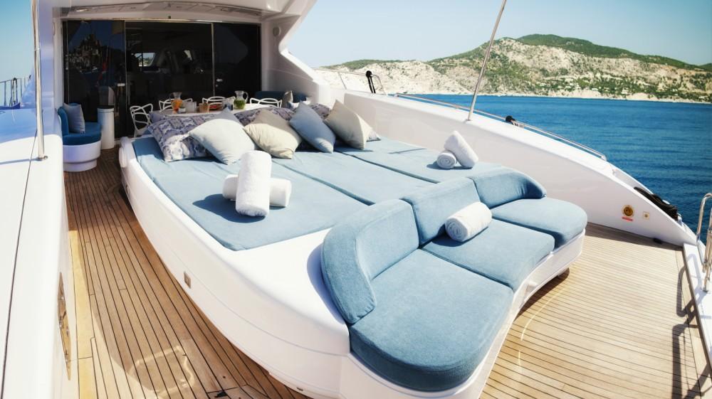 Noleggio Yacht con o senza skipper Mangusta Eivissa