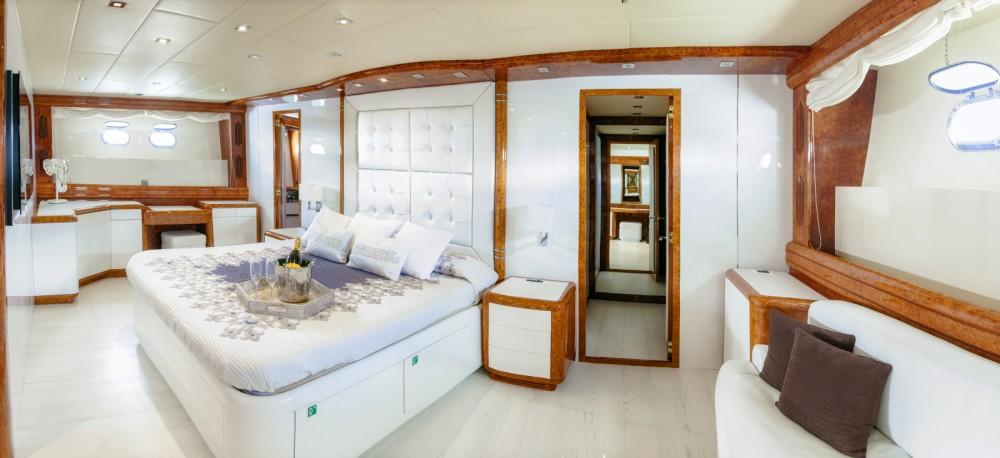 noleggio Yacht Eivissa - Mangusta MANGUSTA 108