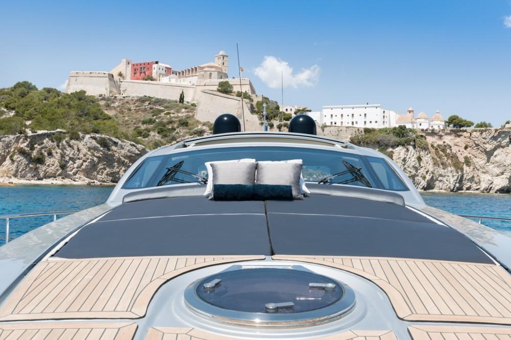 Noleggio Yacht con o senza skipper Pershing Eivissa