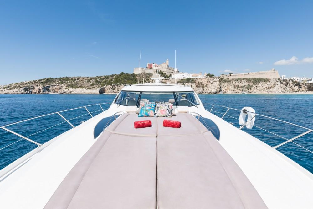 Noleggio barche Eivissa economico Predator 68
