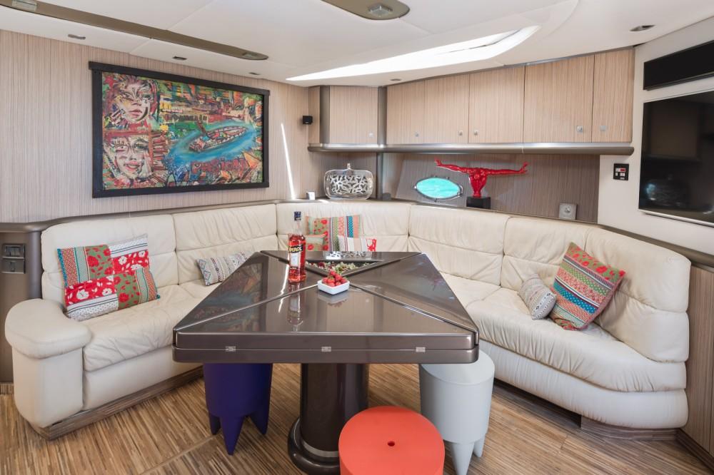 noleggio Yacht Eivissa - Sunseeker Predator 68