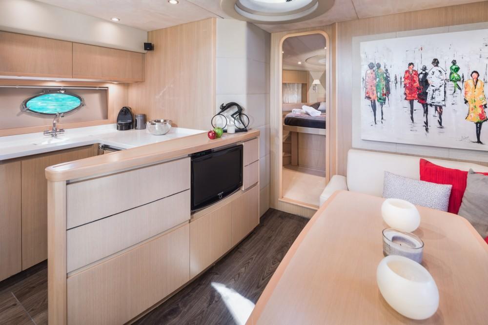 Noleggio barche Eivissa economico Princess V53