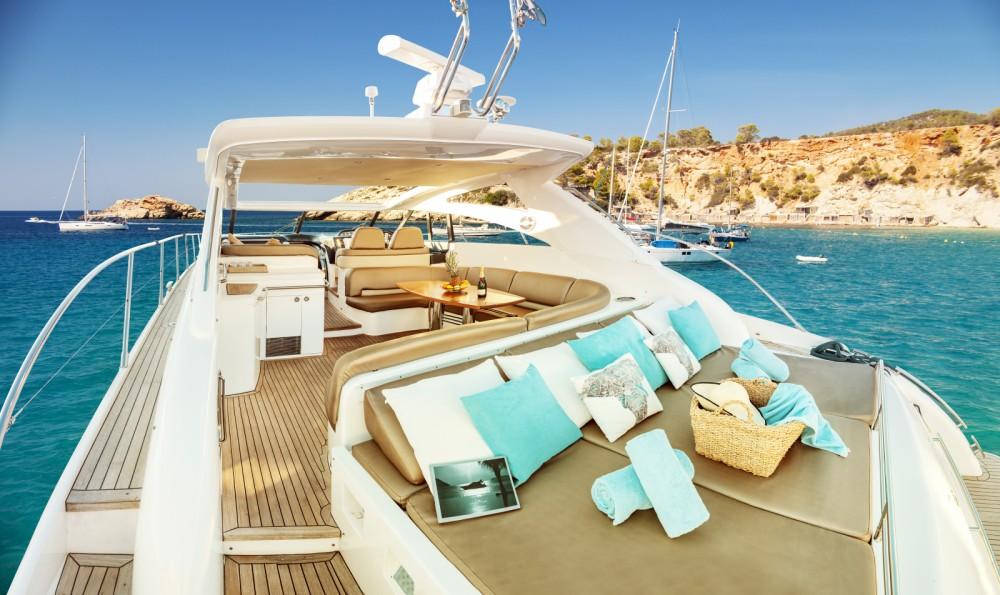 Noleggio barche Princess Princess V58 Eivissa su Samboat