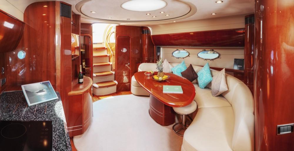 noleggio Yacht Eivissa - Princess Princess V58
