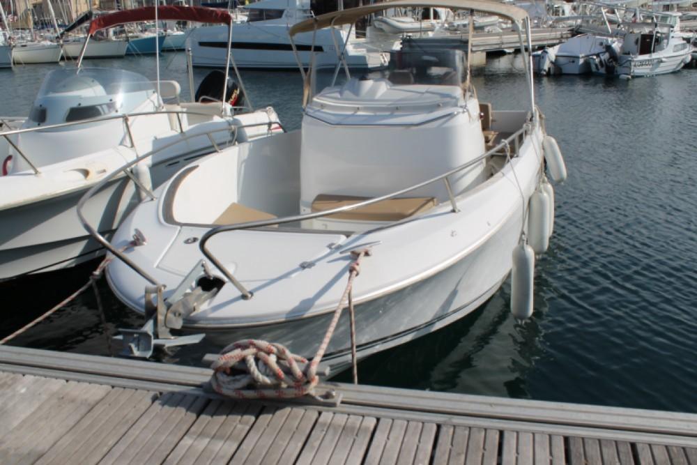 Barca a motore a noleggio Propriano al miglior prezzo