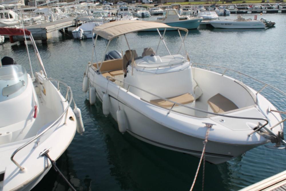 Noleggio barche Propriano economico Cap Camarat 7.5 Style