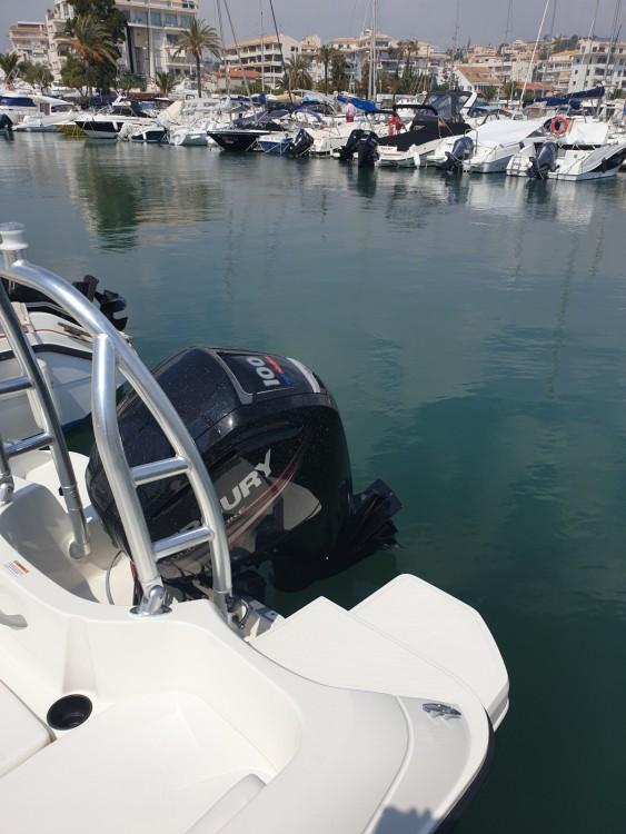 Noleggio barche Altea economico E6