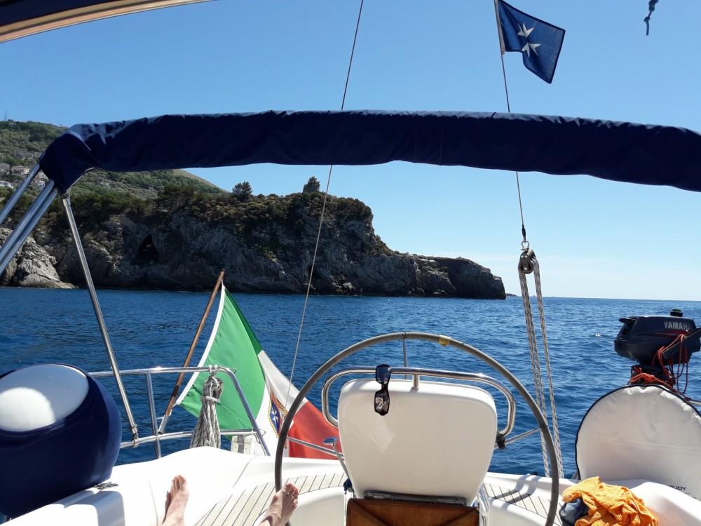 Noleggio Barca a vela con o senza skipper Bavaria Castellammare di Stabia