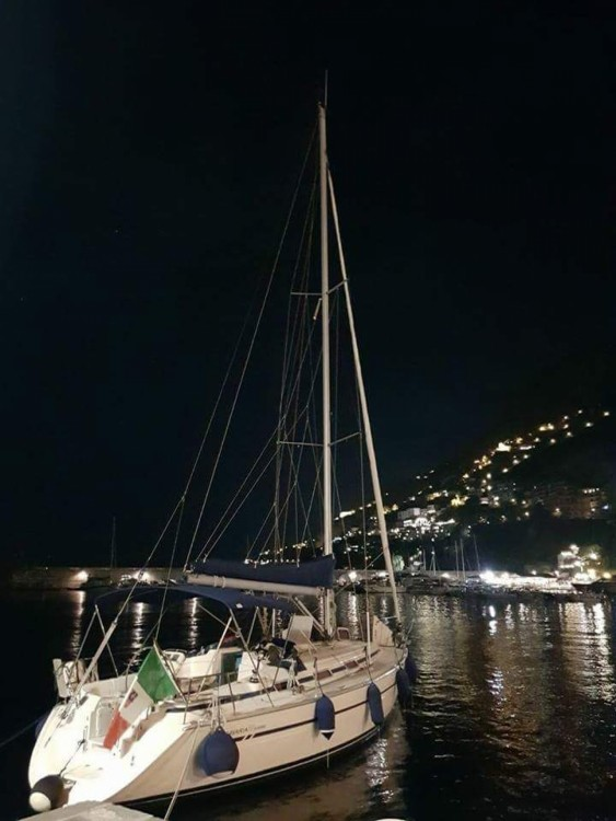 noleggio Barca a vela Castellammare di Stabia - Bavaria BMB 37 S