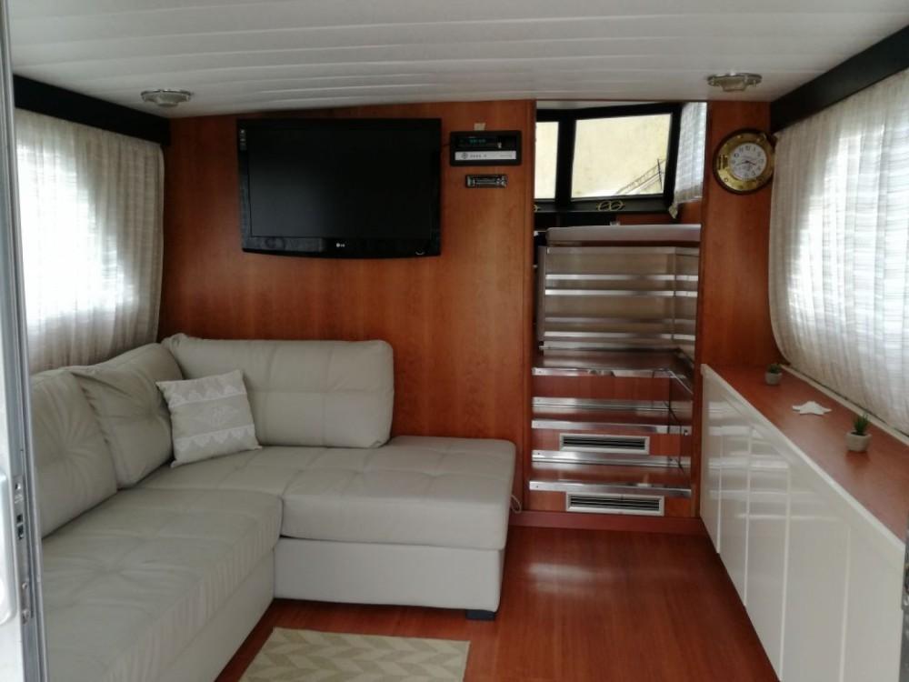 noleggio Yacht La Spezia - Canados Canados 50