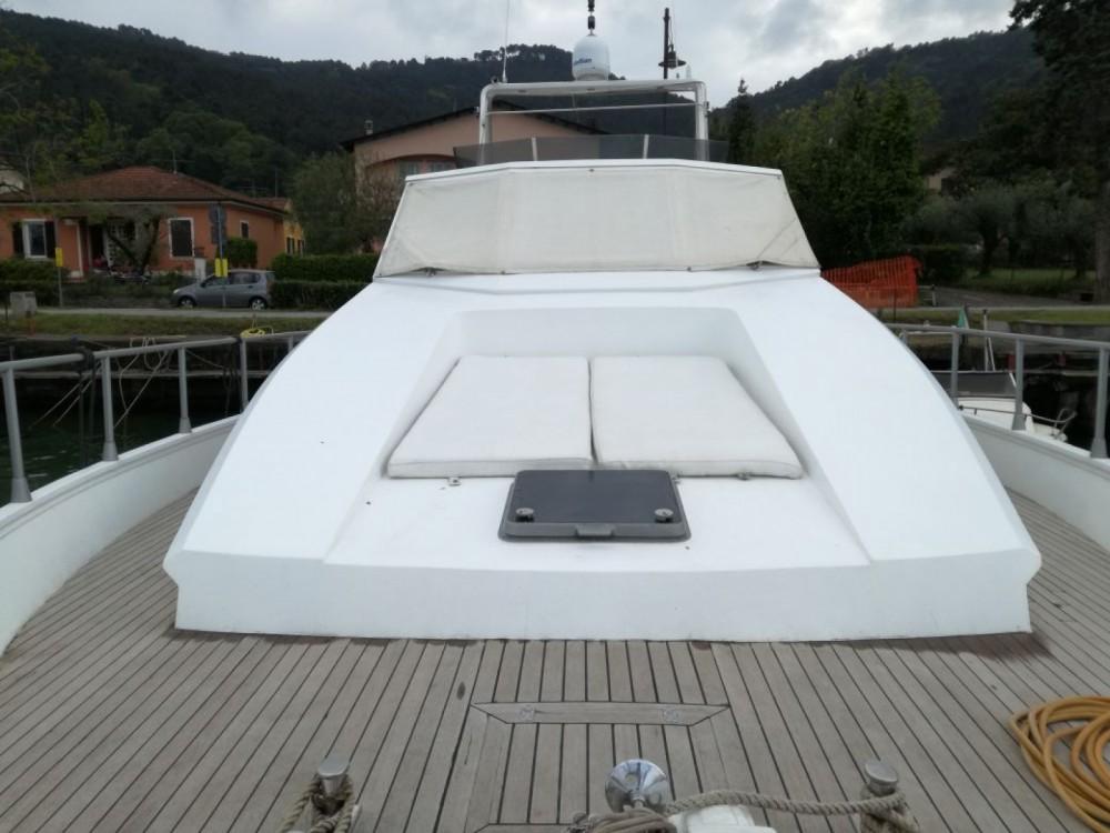 Noleggio barche La Spezia economico Canados 50