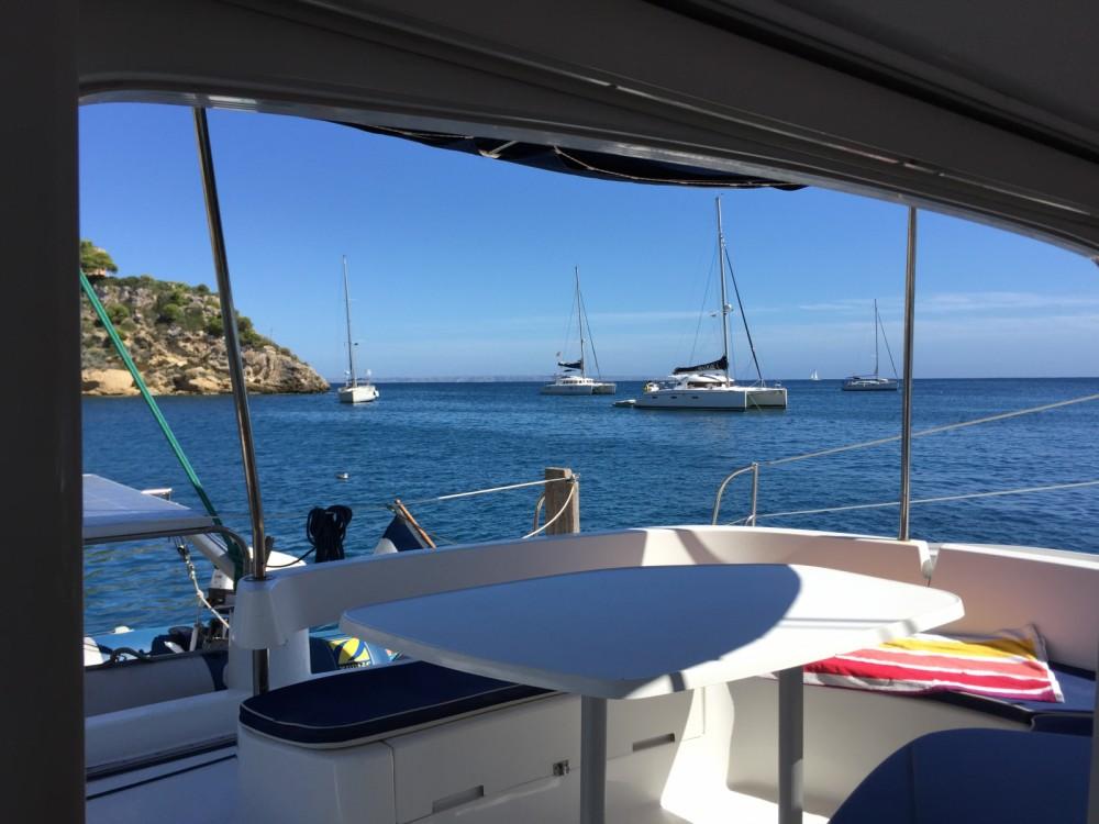 Noleggio yacht Canet-en-Roussillon - Fountaine Pajot Lavezzi 40 su SamBoat