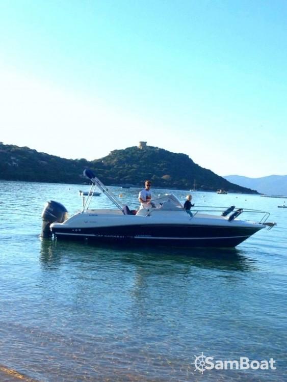 noleggio Barca a motore Serra-di-Ferro - Jeanneau Cap Camarat 715 WA