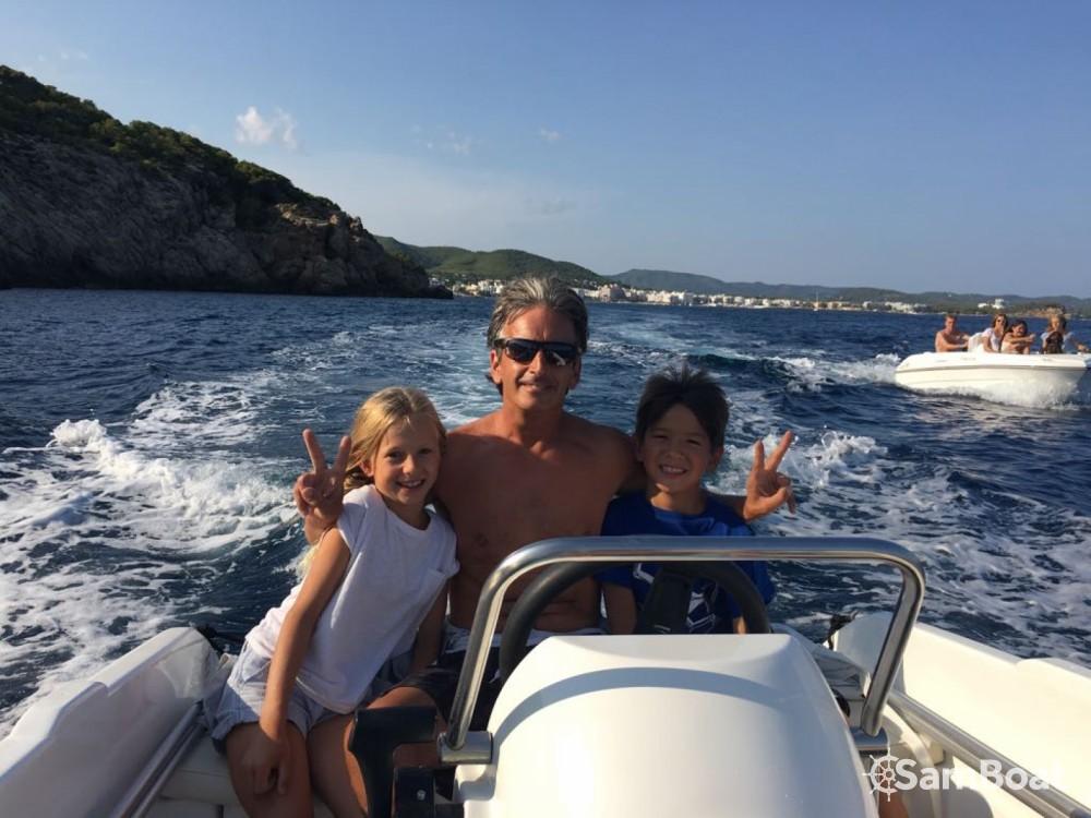 Noleggio yacht Santa Eulària des Riu - compass Compass 400 su SamBoat