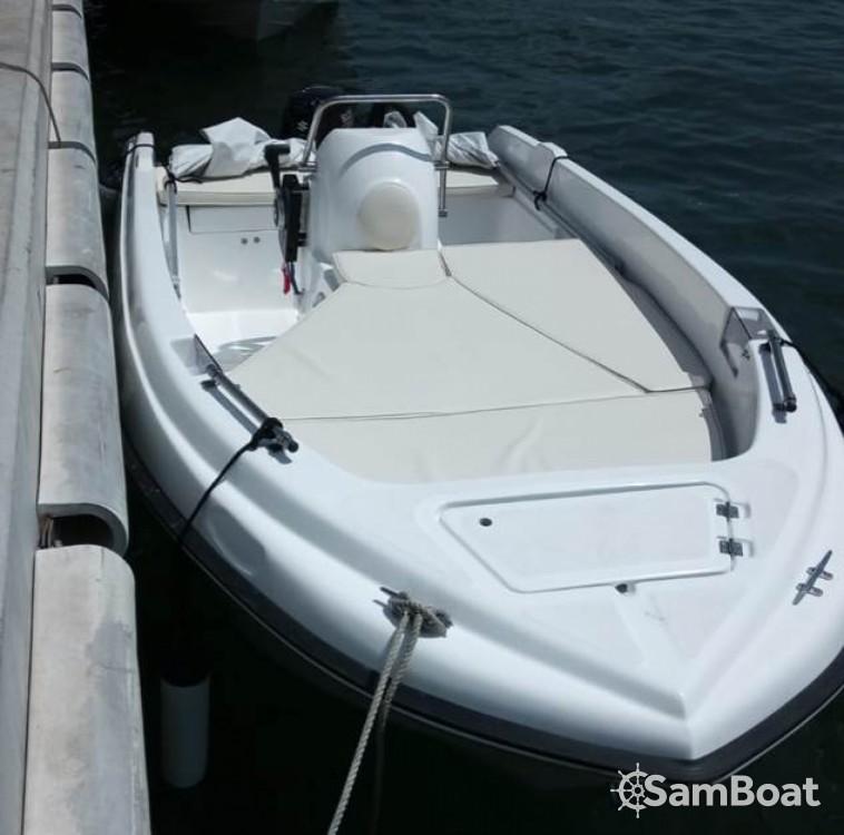 noleggio Barca a motore Santa Eulària des Riu - compass Compass 400